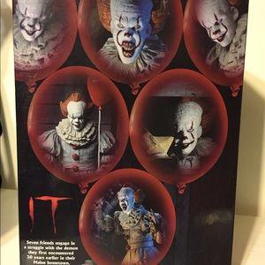 IT clown collectors item , new in box